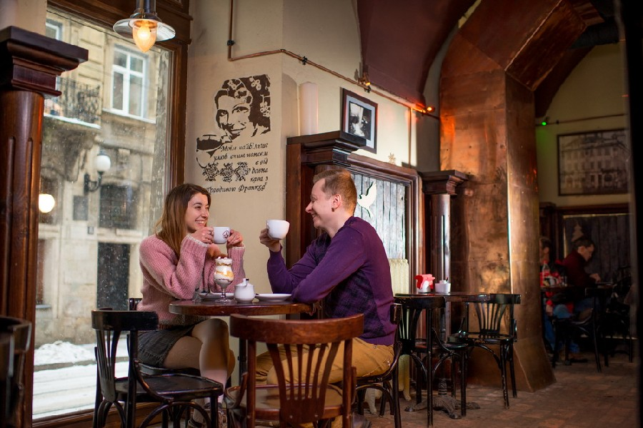 Food Guide to Lviv