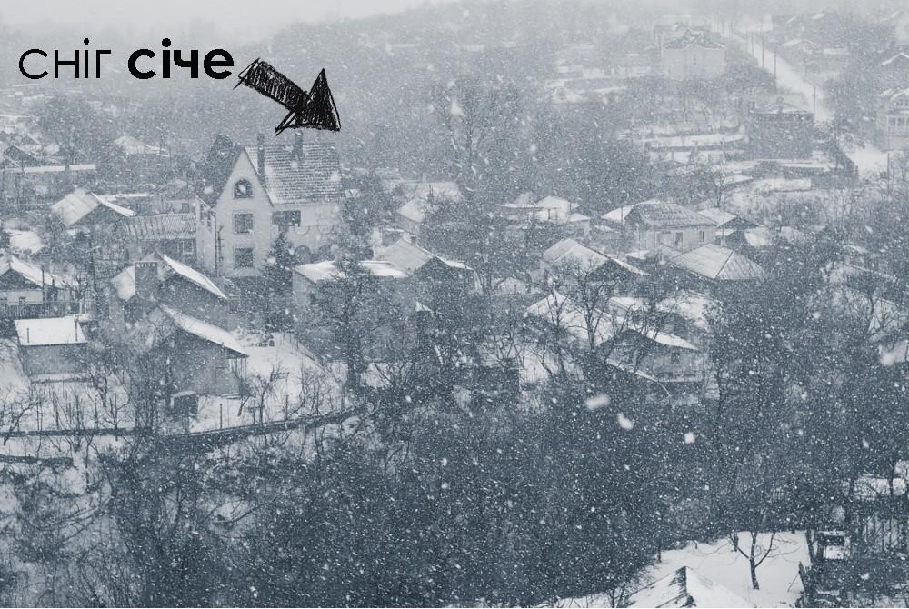 January in Ukrainian
