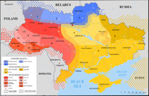 ukrainian dialects