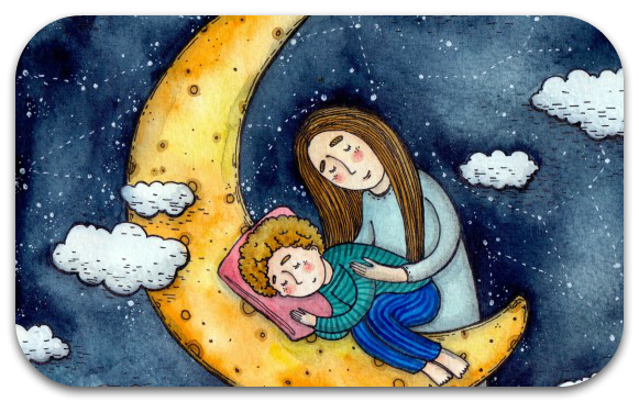 good night sweet dreems Ukrainian
