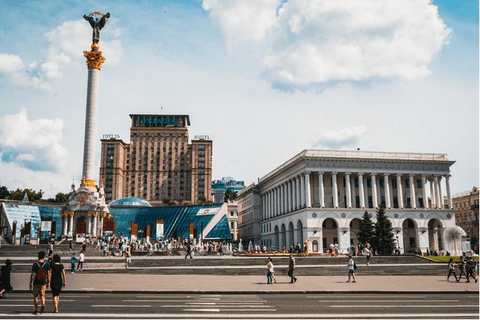 Kyiv Ukraine visit