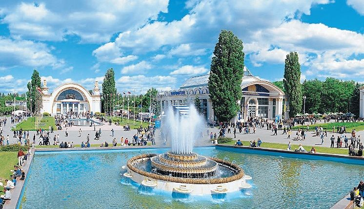 Kyiv places to visit