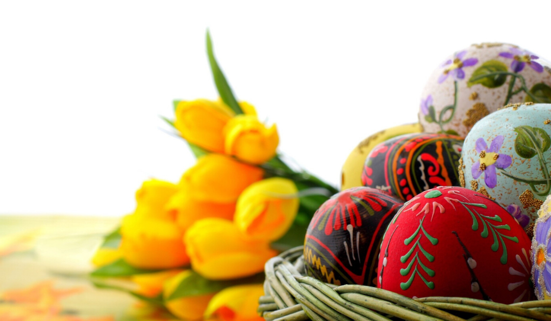 Easter greetings in Ukrainian (with audio)