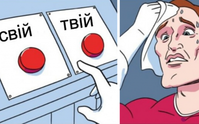 Reflexive Possessive Pronoun СВІЙ in Ukrainian or Difference Between ТВІЙ and СВІЙ