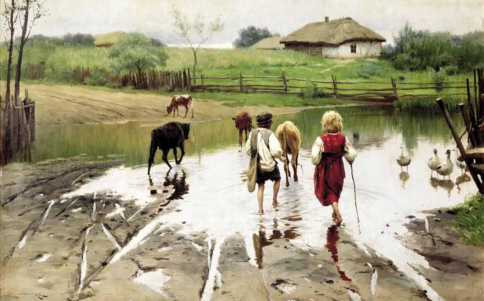 famous Ukrainian artists