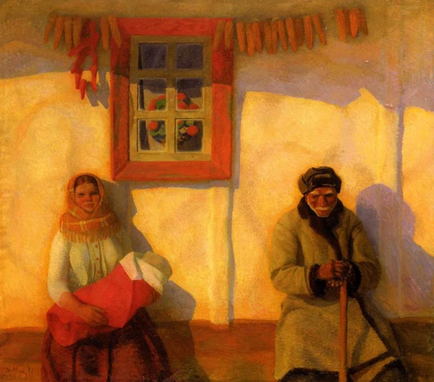 Ukrainian visual arts
